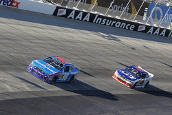 Aric Almirola and Trevor Bayne