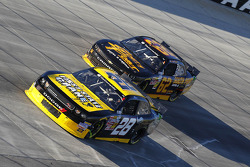 J.J. Yeley and Brendan Gaughan