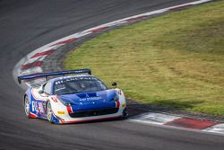 #17 Insightracing 和 Flex-Box 法拉利 458 Italia: 丹尼斯·安德森, 马丁·延森