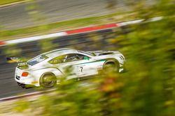 #7 M-Sport Bentley Bentley Continental GT3: Guy Smith, Andy Meyrick, Steven Kane