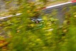 #19 Black Falcon Mercedes SLS AMG GT3: Hubert Haupt, Abdulaziz Al Faisal, Andreas Simonsen