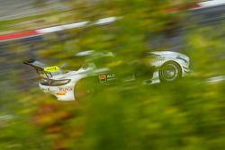 #84 HTP Motorsport 梅赛德斯 SLS AMG GT3: 哈罗德·普里马, 尼科·韦尔东克, 伯纳德·施奈德