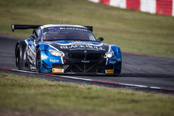 #79 Ecurie Ecosse BMW Z4: Andrew Smith, Alasdair McCaig, Oliver Bryant