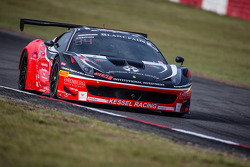 #111 Kessel Racing 法拉利 458 Italia: 斯蒂芬·厄尔, 弗雷迪·克莱默, 利阿姆·塔波特