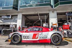 #1000 Audi Race Experience Audi R8 LMS Ultra: Didier Cuche, Rahel Frey, Nico Müller