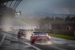 #85 HTP Motorsport Mercedes SLS AMG GT3: Maximilian Buhk, Sergei Afanasiev, Stef Dusseldorp