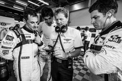 Steven Kane, Antoine Leclerc, Malcolm Wilson ve Guy Smith