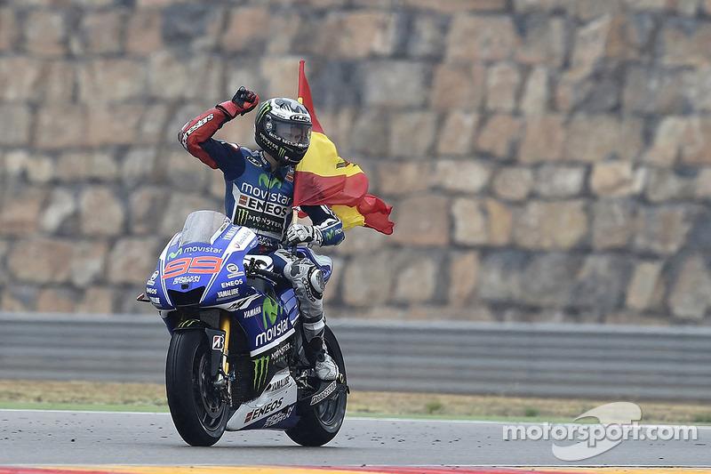 32- GP de Aragón 2014, Yamaha