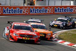 Vitaly Petrov, Mercedes AMG DTM-Team Mucke DTM Mercedes AMG C-Coupe