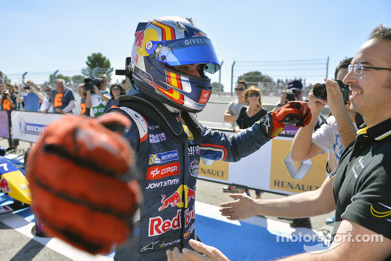 Carlos Sainz Jr.: 1254 dias - Última vitória: Fórmula Renault 3.5, Le Castellet 2014