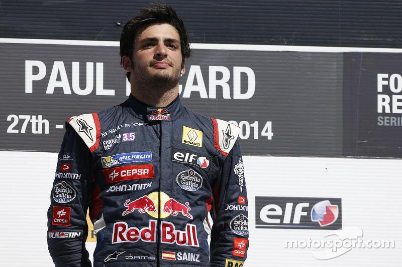 Carlos Sainz (2013-14)