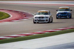 #22 Burton Racing BMW 128i: Hugh Plumb, Connor Bloum
