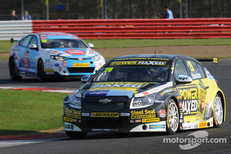 Chris Stockton, Power Maxed Racing