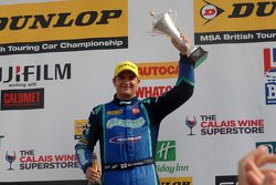 Ronde 25 3e plaats Mat Jackson, Airwaves Racing