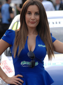 Airwaves Racing pitspoes