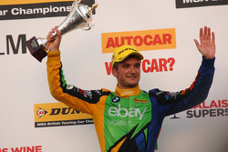 Ronde 27 3e plaats Colin Turkington, eBay Motors
