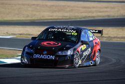 Dunlop Series: Kristian Lindbom, Dragon Racing