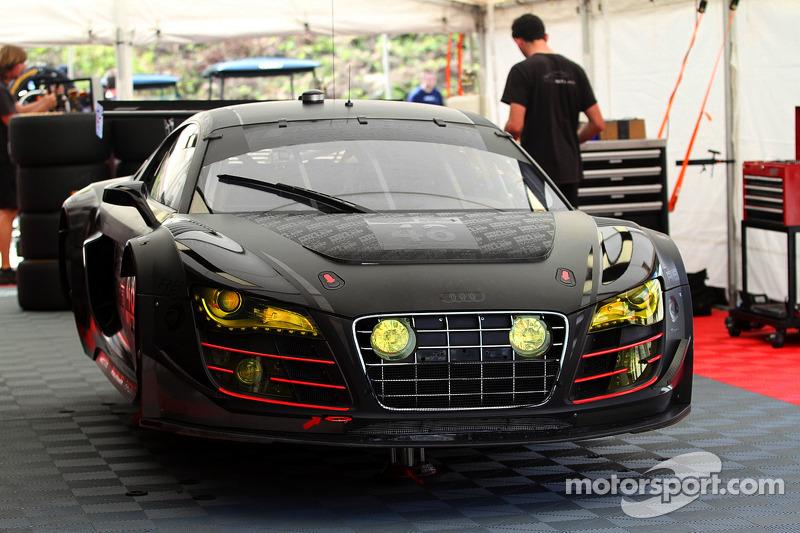 #46 Fall-Line Motorsports 奥迪 R8 LMS