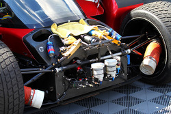 #70 SpeedSource 马自达 原型车