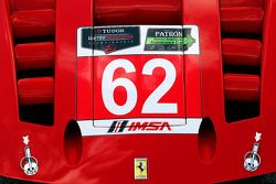 #62 Risi Competizione Ferrari F458
