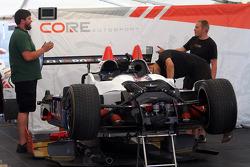 CORE autosport : Garage