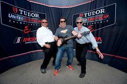 Greg Creamer, John Hindhaugh et Jeremy Shaw - Radio Le Mans