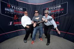 格雷格·克里默,约翰·辛德霍夫和杰里米·肖回到勒芒电台,转播IMSA赛事