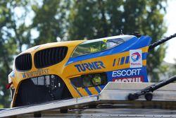 #94 Turner Motorsport BMW Z4 bodywork