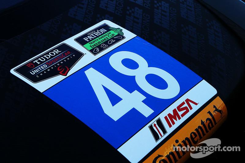 #48 Paul Miller Racing 奥迪 R8 LMS