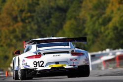 #912 Porsche Kuzey Amerika Porsche 911 RSR: Patrick Long, Michael Christensen