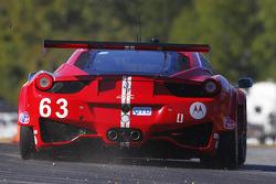 #63 Scuderia Corsa Ferrari 458 Italia: Alessandro Balzan, Jeff Westphal, Brandon Davis, Kyle Marcell