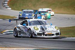 #22 Alex Job Racing Porsche 911 GT Amerika: Cooper MacNeil, Leh Keen, Craig Stanton