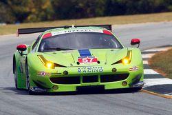 #57 Krohn Racing Ferrari F458 İtalya: Tracy Krohn, Nic Jonsson, Andrea Bertolini