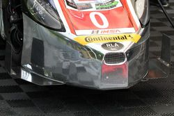 #0 DeltaWing Racing Cars DWC13 dettaglio