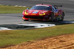 #51 Spirit of Race Ferrari 458 Italia: Pasin Lathouras, Matt Griffin, Michele Rugolo