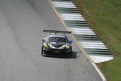 #27 Dempsey Racing Porsche 911 GT Amerika: Patrick Dempsey, Andrew Davis, Joe Foster