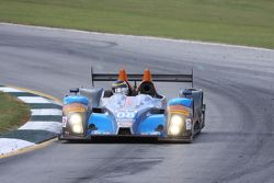 #08 RSR Racing Oreca FLM09 Chevrolet: Chris Cumming, Jack Hawksworth, Rusty Mitchell