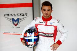 Will Stevens, Marussia F1 Team reservecoureur