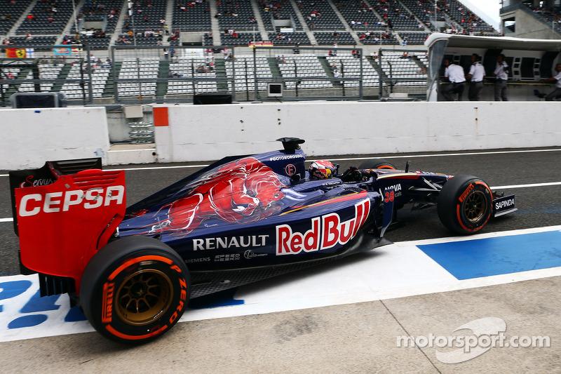 Макс Ферстаппен, Scuderia Toro Rosso STR9