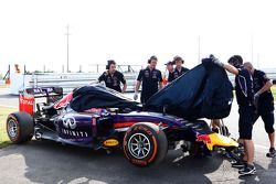 Red Bull Racing RB10 de Daniel Ricciardo