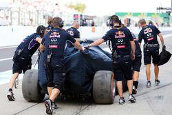 Red Bull de Daniel Ricciardo
