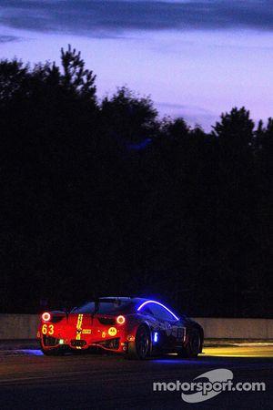 #63 Scuderia Corsa Ferrari 458 İtalya: Alessandro Balzan, Jeff Westphal, Brandon Davis, Kyle Marcell