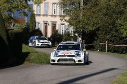 Andreas Mikkelsen e Ola Floene, Volkswagen Polo WRC, Volkswagen Motorsport