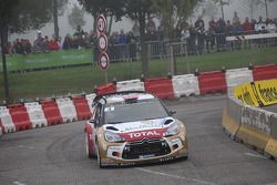 Mads Ostberg y Jonas Andersson, Citroën DS3 WRC, Citroën Total Abu Dhabi World Rally Team