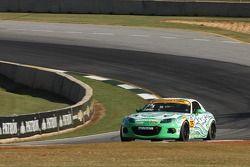 #25 Freedom Autosport Maxda MX-5: Mat Pombo, Mark Pombo