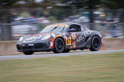 #87 Rebel Rock Racing Porsche Cayman: Gary Browne, Kevin Wheeler
