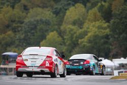 #4 LRT Racing 本田 思域: 胡安·勒鲁, 豪尔赫·勒鲁