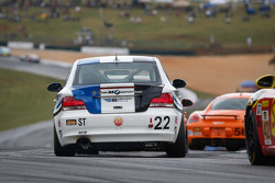 #22 Burton Racing BMW 128i: Hugh Plumb, Connor Bloum