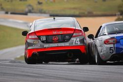 Compass360 Racing Honda Civic: James Vance, Jon Miller ; #5 CJ Wilson Racing Maxda MX-5: Stevan McAleer, Chad McCumbee