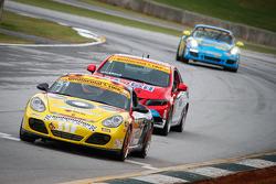 #31 Bodymotion Racing Porsche Cayman: Jason Rabe, Lukas Johnson